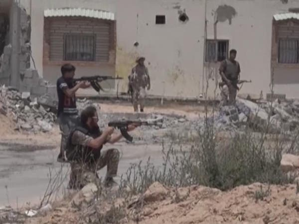 ليبيا.. الغارات الأميركية تشل حركة داعش بسرت