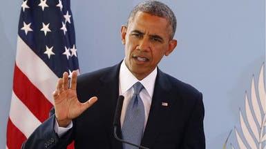 أوباما: الغارات في ليبيا تخدم الأمن القومي الأميركي