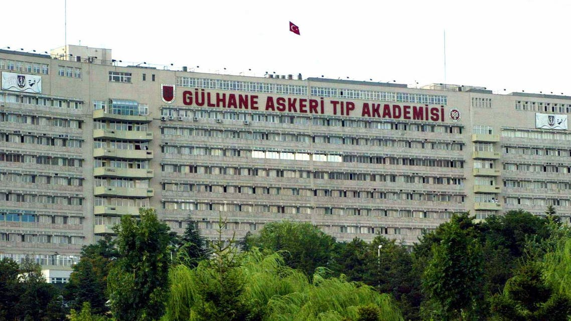 Police were searching the Gulhane Military Medical Academy (GATA) hospital in the capital, the private NTV television reported. (File photo: Reuters)