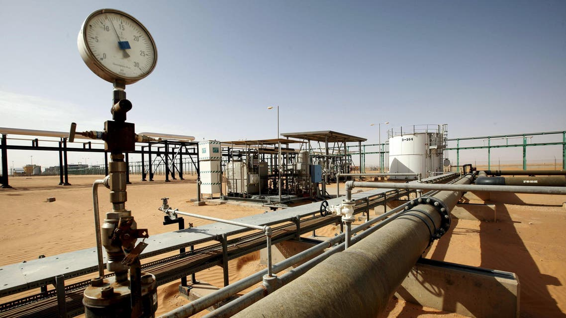 A general view of the El Sharara oilfield, Libya December 3, 2014. REUTERS