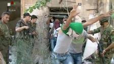 Russian strikes slow rebel Aleppo assault