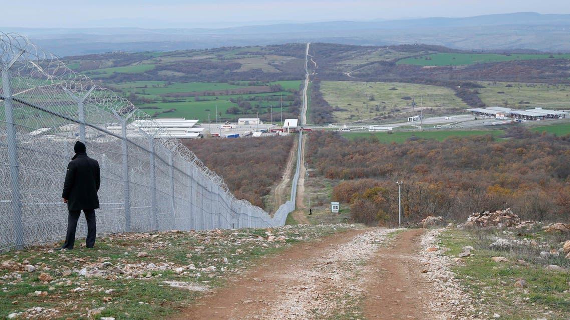 turkey-bulgaria border