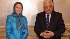 إيران تحتج على لقاء الرئيس الفلسطيني برجوي