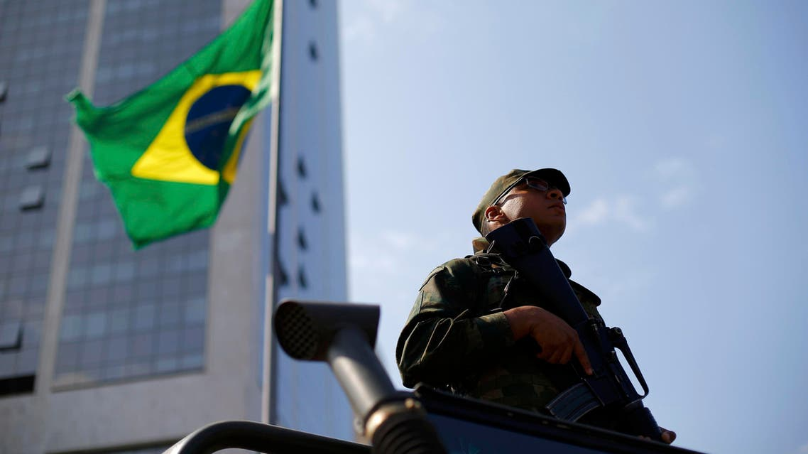 Some 500,000 people are expected to visit the Rio Olympics, which have been overshadowed not only by Zika but also by concerns over crime. (Reuters)