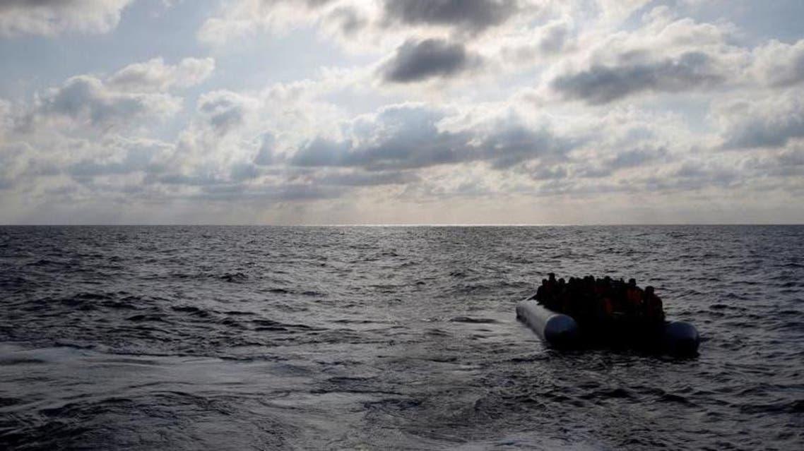 migrants reuters