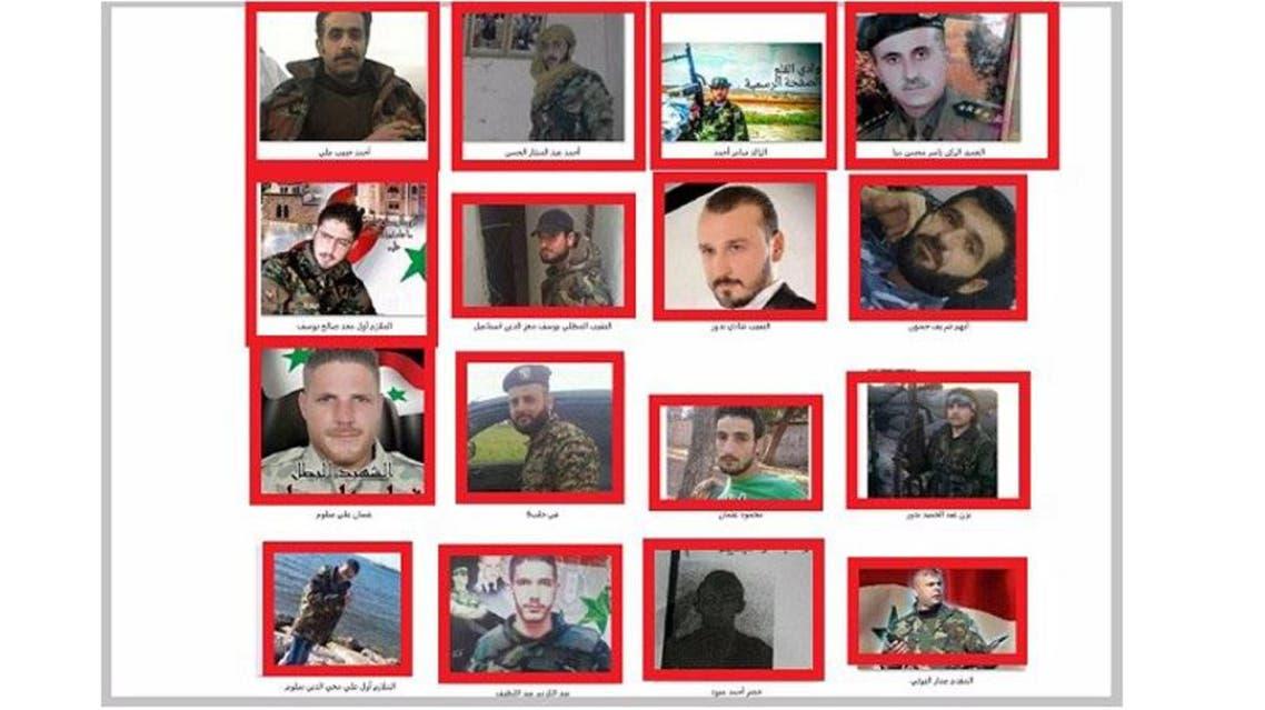 مقتل 9 ضباط من جيش الأسد في معارك حلب