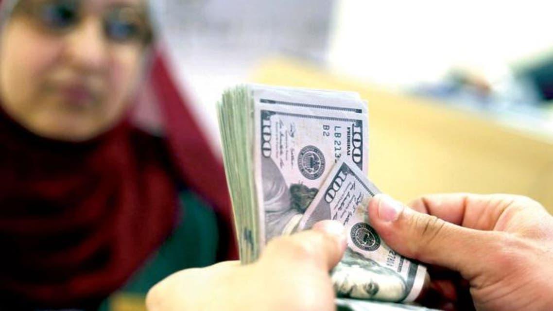 مصر - بنوك - دولار