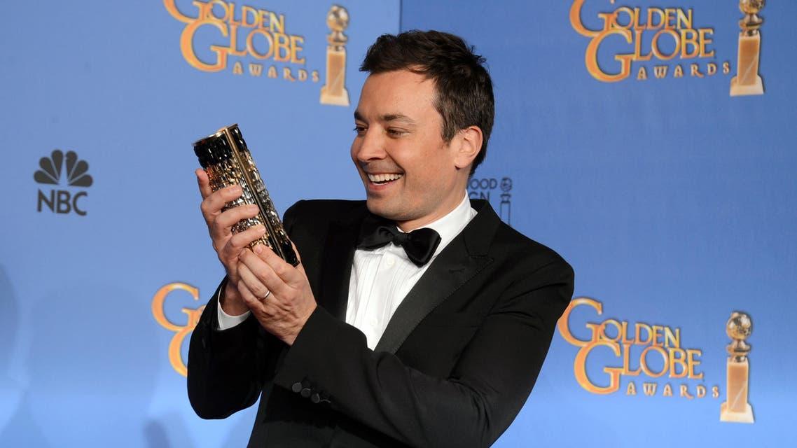 Veteran comedian Jimmy Fallon lands Golden Globes gig