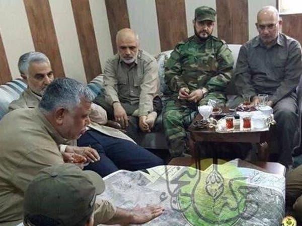 قاسم سليماني في العراق لإدارة معركة الموصل