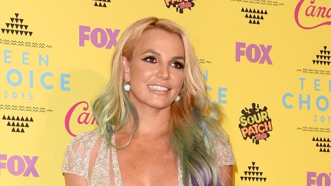 Spears last month released a first song, 'Make Me' a steamy track with a touch of tropical house music and a contribution by the rapper G-Eazy. (File photo: AFP))