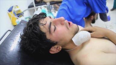 قلق أممي من استخدام أسلحة كيمياوية بمعارك إدلب السورية
