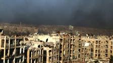 Assad forces bomb six Aleppo hospitals