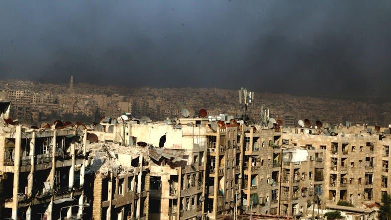 Алеппо. Reuters