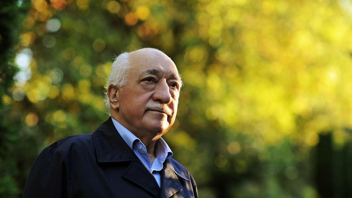 In this Sept. 24, 2013 file photo, Turkish Islamic preacher Fethullah Gulen is pictured at his residence in Saylorsburg, Pa. AP