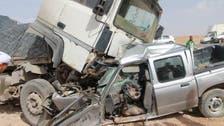 9 قتلى و12 جريحاً في انقلاب حافلة جنوب الجزائر