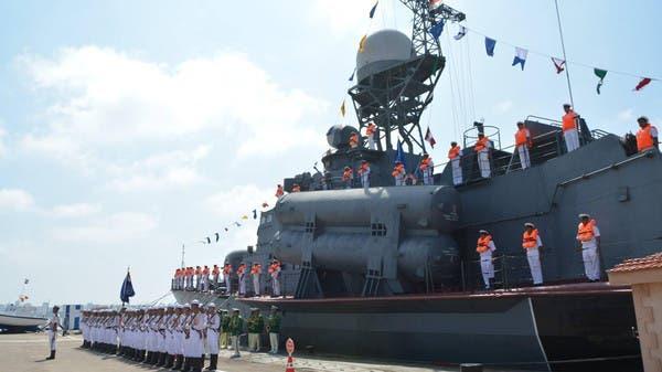 """عناصر من قوات البحرية المصرية """"أرشيفية"""""""