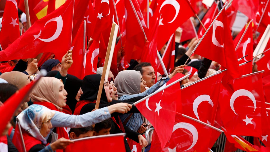 turkry supporters reuters