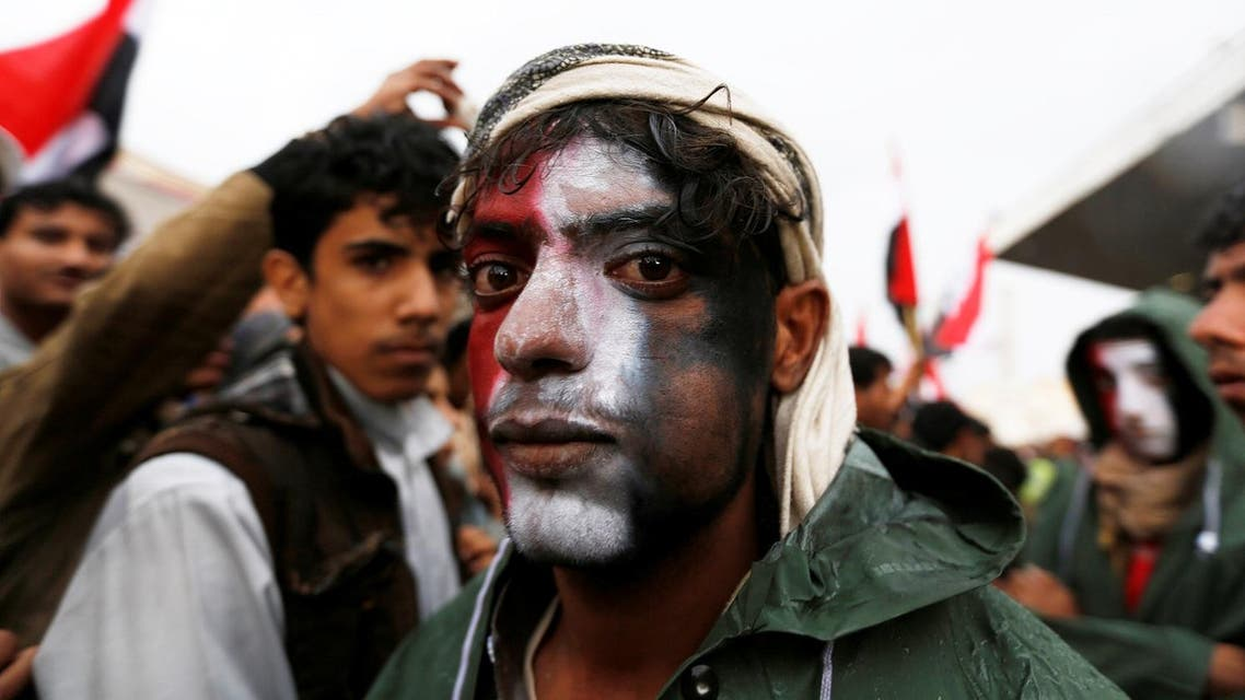 The UN report said the Houthis had concealed fighters and equipment in or close to civilians in Al Mukha in the Taiz Governorate. (Reuters)