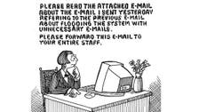 Being ignored? How to get your emails read and acted upon