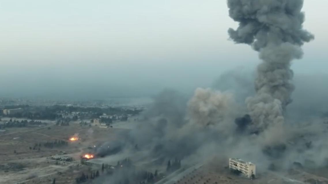 شکسته شدن محاصره حلب