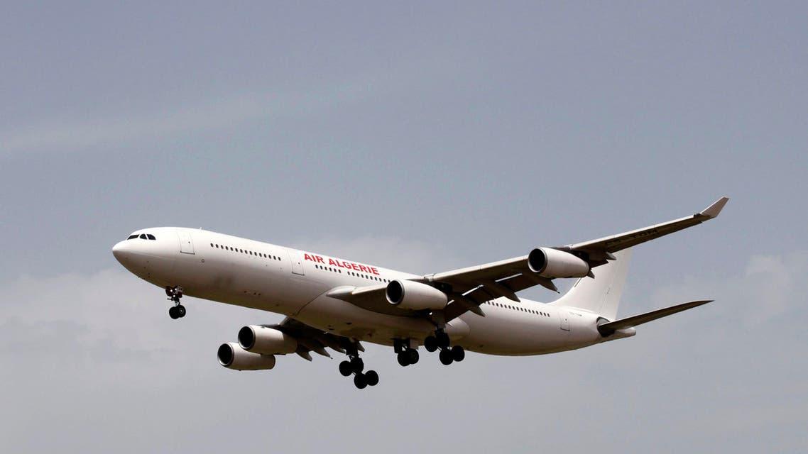 air algerie in flight