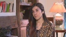 Yazidi survivor Nadia Murad: We want a Muslim stand against ISIS