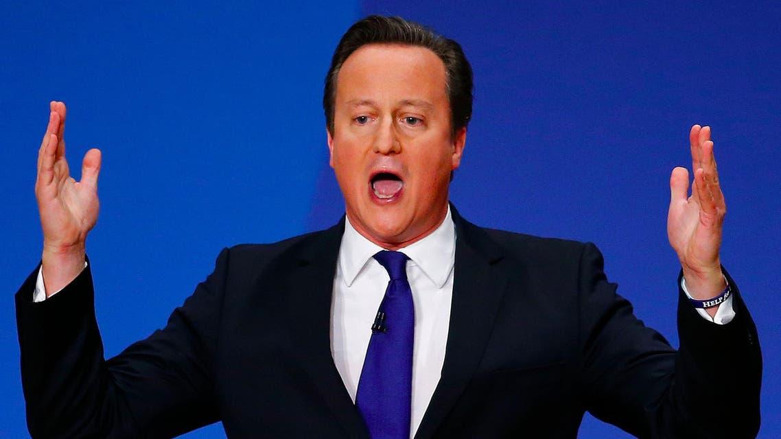 Sultan David Cameron. (Reuters)