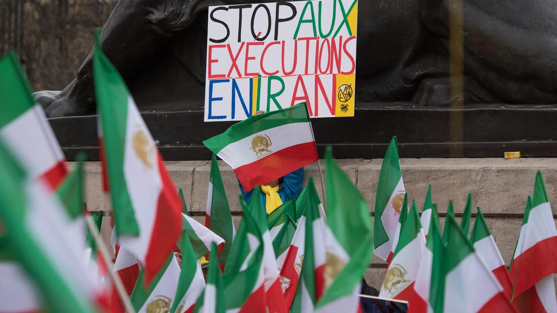 executions protest