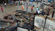 Toll in northeast India market attack jumps to 15