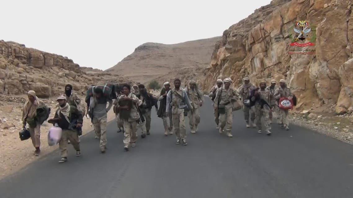 THUMBNAIL_ الجيش اليمني يجتاح نهم.. ويستعد للسيطرة على مداخل صنعاء