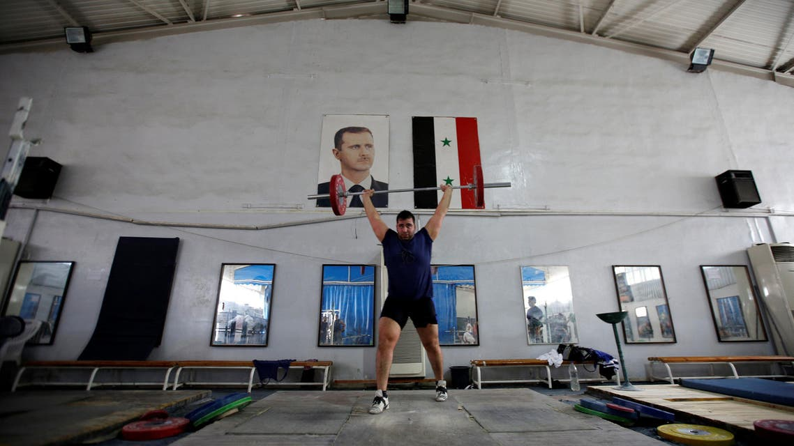 Syrian athletes leave war behind in journey to the Olympics