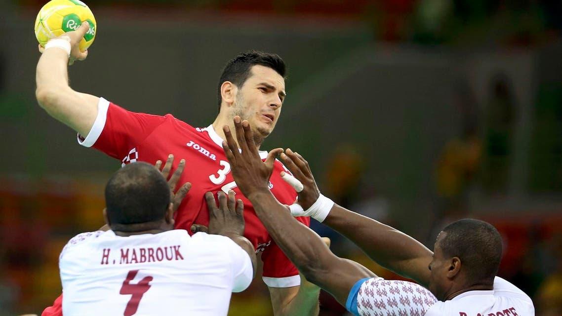 Men's Preliminary Group A Croatia v Qatar (Photo: Reuters)
