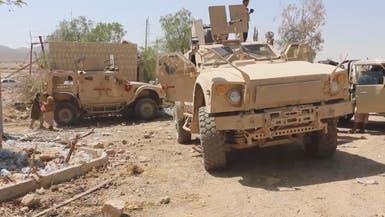اليمن.. مقتل 37 انقلابيا بغارات التحالف في حجة
