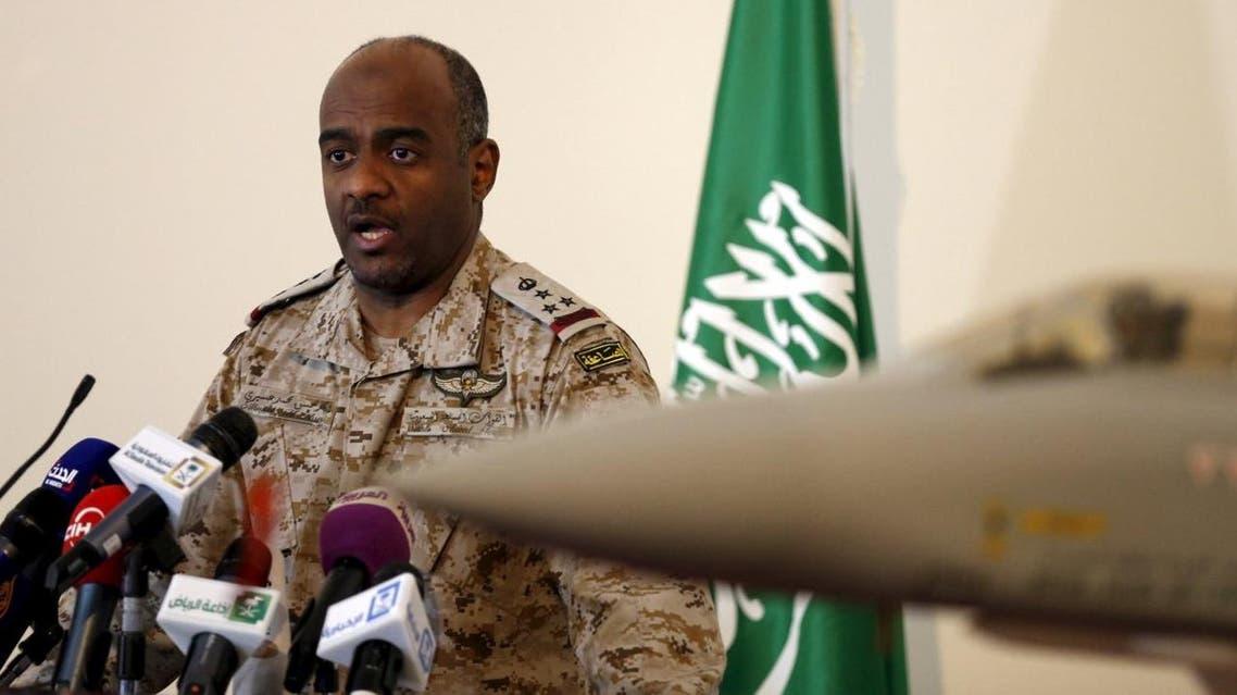 """Operation Restoring Hope will be revived again,"" Saudi Brig. Gen. Ahmed Al-Asiri, spokesman of the Arab Coalition, told Al Arabiya's sister channel Al Hadath. (File photo: Reuters)"