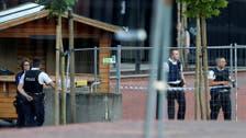 Man yelling 'Allahu Akbar!' wounds two Belgian police