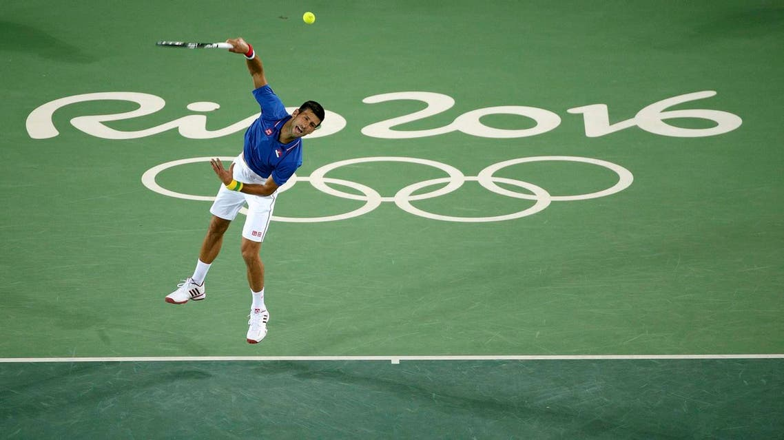 Djokovic, who completed the career Grand Slam at the French Open in June, admitted it was tough to take. (Reuters)