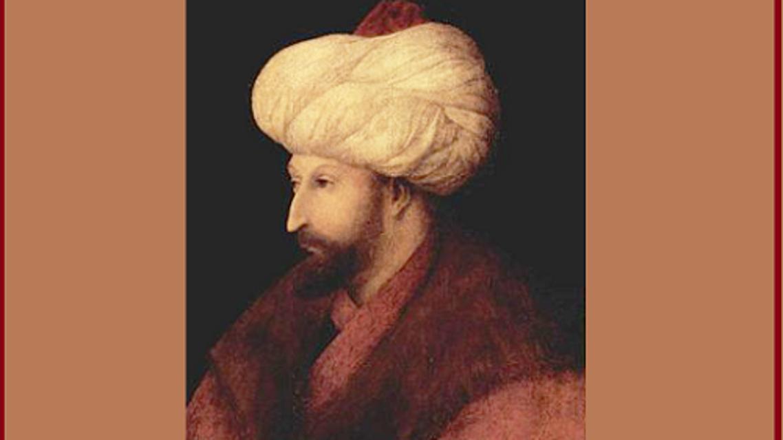 السلطان العثماني محمد الفاتح