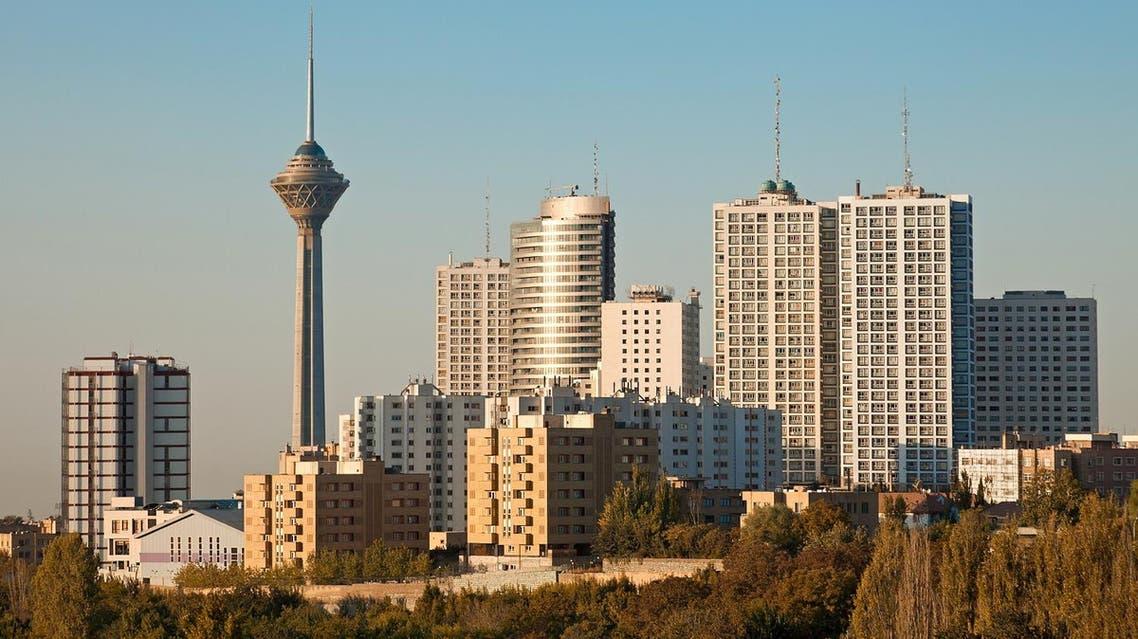 Tehran skline (Shutterstock)