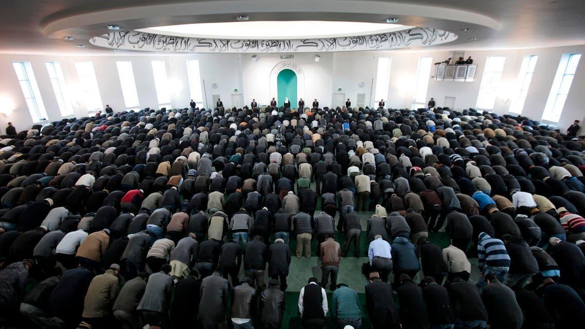ahmadiyya muslims britain