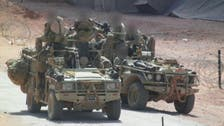 Pictures of British special forces in Syria seen 'for first time'