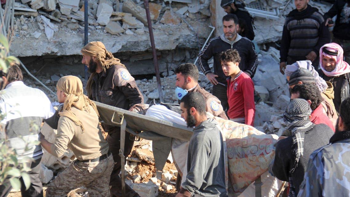 MSF SYRIA AFP