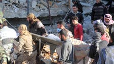 MSF says a hospital it supports in Syria bombed, 13 killed