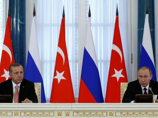 تركيا وروسيا تستهدفان تجارة مشتركة بـ100 مليار دولار
