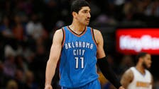 Symbol of a troubled Turkey, pro-Gulen NBA star splits with family