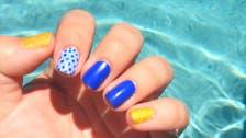 جرّبي ألوان البحر والشمس لأظافرك هذا الصيف