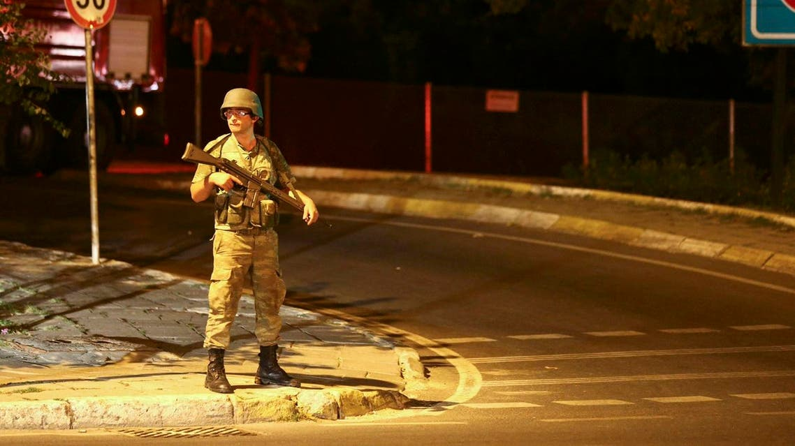 turkey military officer coup reuters