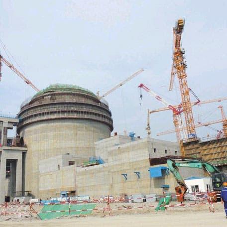 مفاعل نووي صيني ينتج 10 مليارات كيلواط من الكهرباء سنوياً