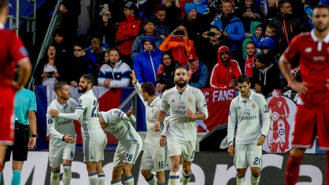 ريال مدريد إشبيلية