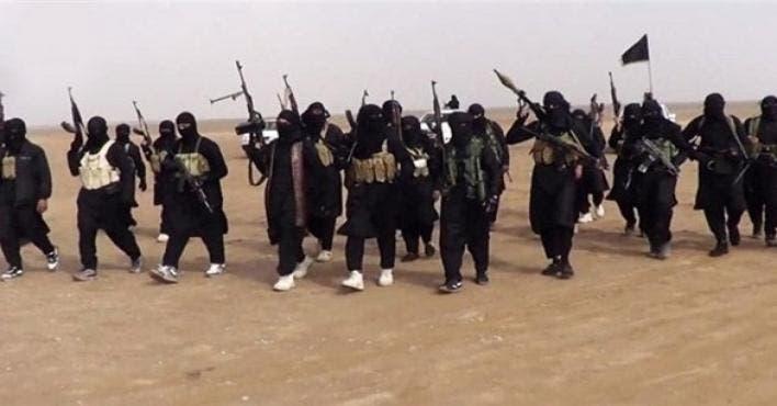 عناصر داعش في الموصل(أرشيفية)
