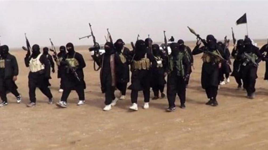 عناصر داعش في الموصل